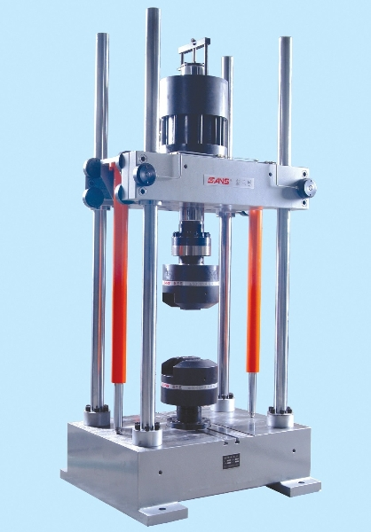 Electro-hydraulic servo dynamic and static universal testing machine