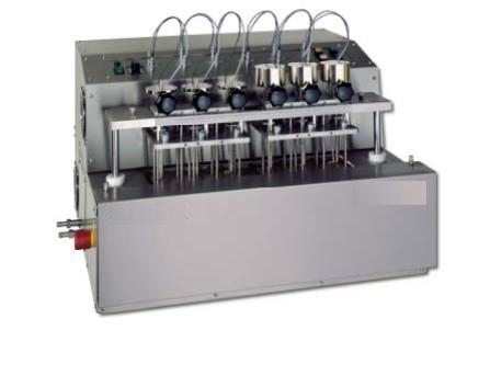 Vicat testing machine