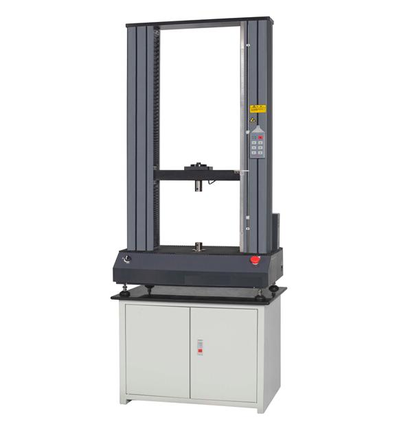 Micro-computer controlled electro-hydraulic servo testing machine