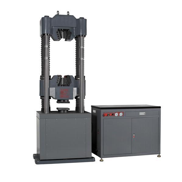 Microprocessor control electro-hydraulic servo pressure shear testing machine