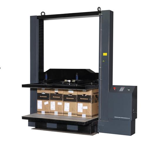 Gate-type computer-controlled electronic universal testing machine