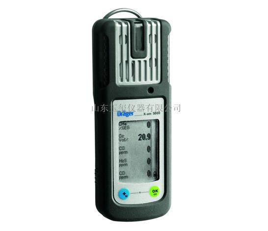 Dräger X-am® 5000多种气体检测仪
