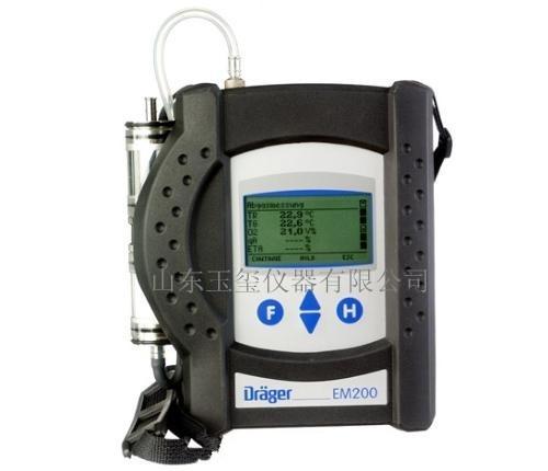 EM 200plus 过程-烟气分析仪