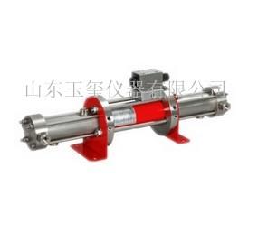 液驱气体增压器