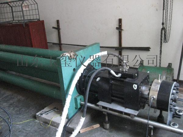 电液伺服钢绞线锚具疲劳试验系统