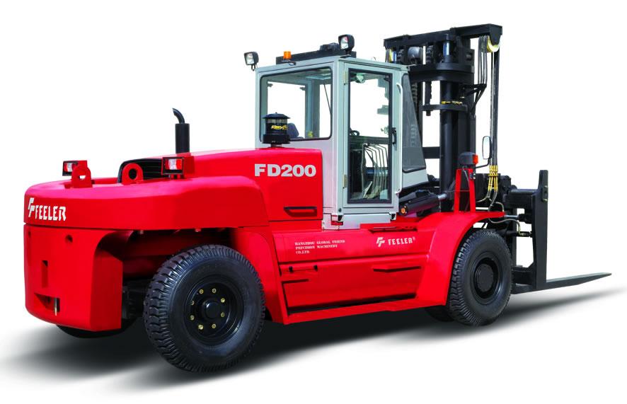 FD200-90友佳叉车