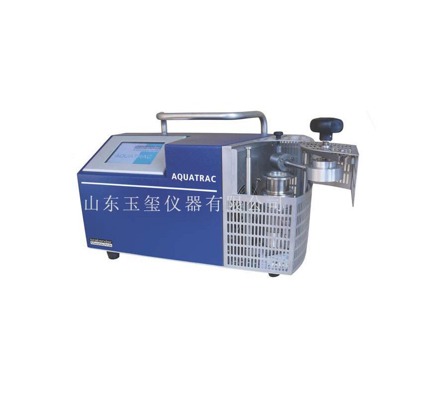 AQUATRAC-3E塑胶颗粒水分测定仪