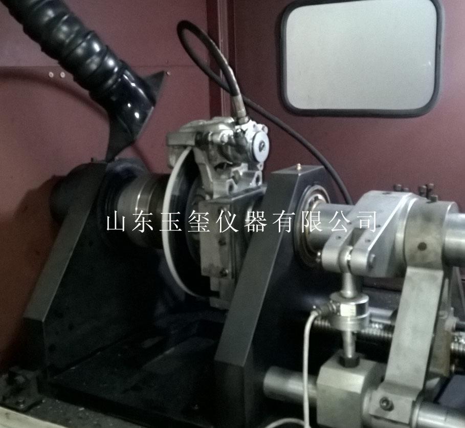 制动器实样摩擦试验机