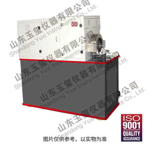 制动衬片摩擦性能小样台架试验机