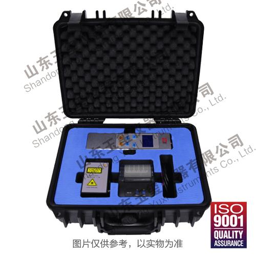 GCT-1电梯轨距及共面性激光检测仪