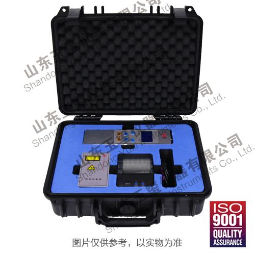 FLT-1 叉车货叉自然下滑量和门架倾角变化量激光测量仪