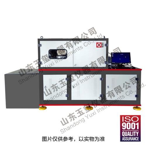 制动衬片摩擦性能拖曳试验机